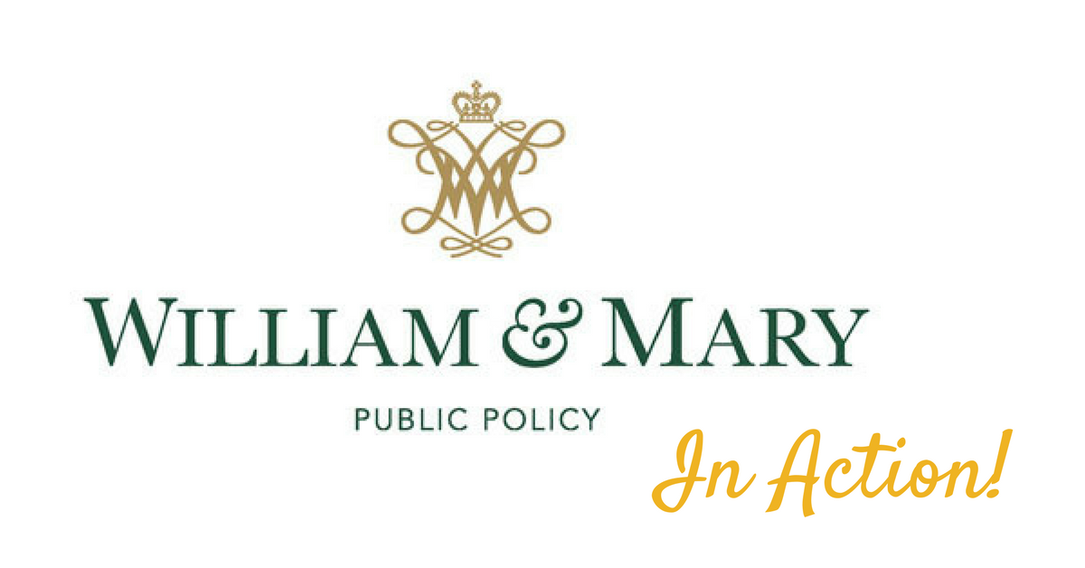 W&M MPP in Action | A blog produced by the William & Mary
