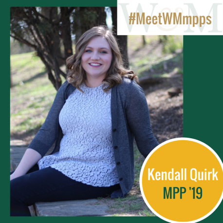 Kendall QuirkMPP '19